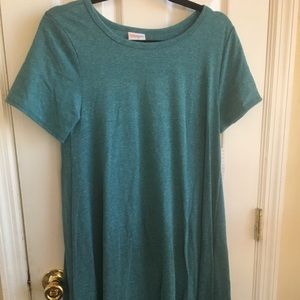 Nwt XS LuLaRoe Carly dress